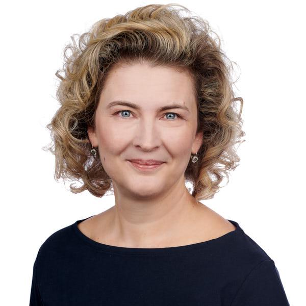 Portrait Zahntechnikerin
