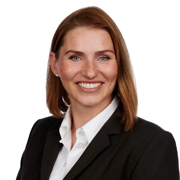 Christine Wegner - Praxismanagerin des Zahnzentrums St. Georg