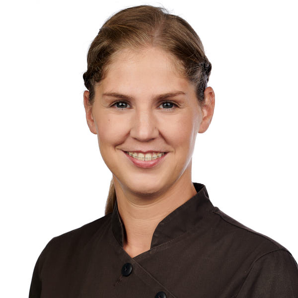 Portrait Sabrina Focken; Zahnmedizinische Fachangestellte